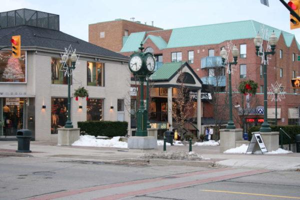 ville de Brampton au Canada