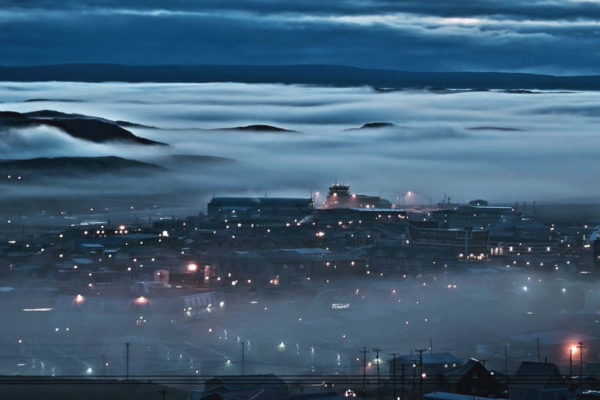 ville d'Iqaluit