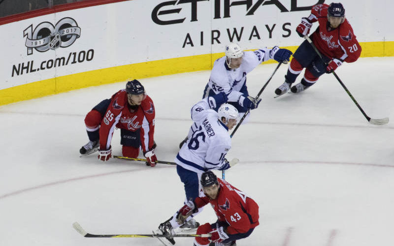 Equipe de hocket de toronto - Maple Leafs