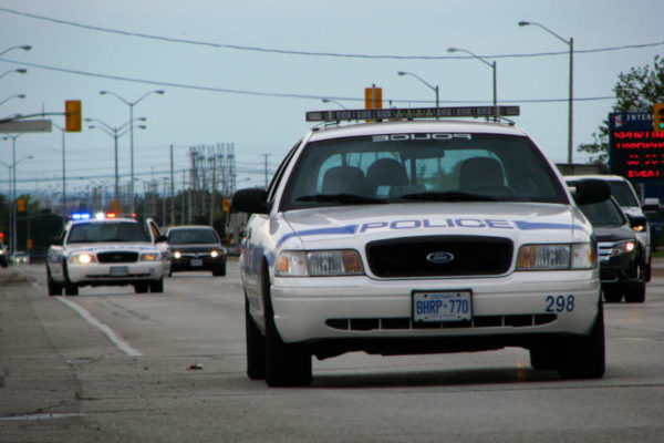 Police canadienne